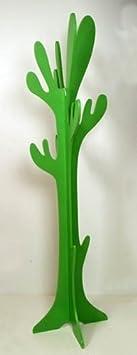 Attaccapanni Cactus Prezzo.Attaccapanni Appendiabito In Legno Modello Cactus O Albero