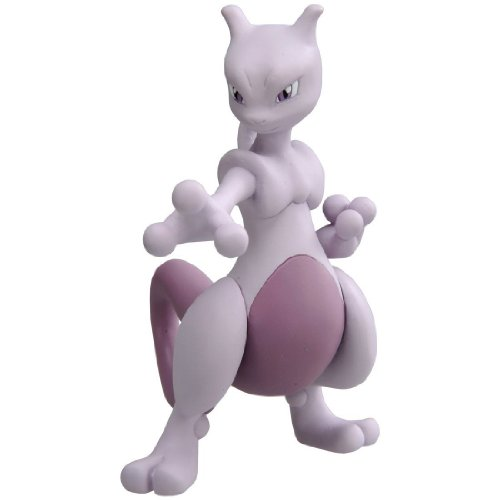 Takaratomy SP-13 Official Pokemon X and Y Mewtwo Figure - 1