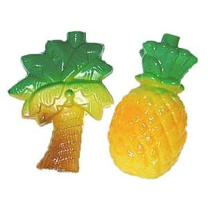 Click to buy 2 Sets PINEAPPLE/Palm Tree TROPICAL PATIO String Lights/16 Ft Total/20 Lights/LUAU Party DECOR from Amazon!