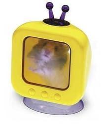 Superpet (Pets International) SSR61522 Small Animal Hide-N-See TV