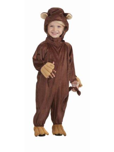 Как в домашних условиях сделать костюм обезьяны