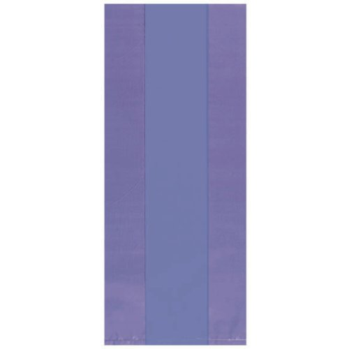 Large PURPLE Party Bags / Loot Bags Pk of 25