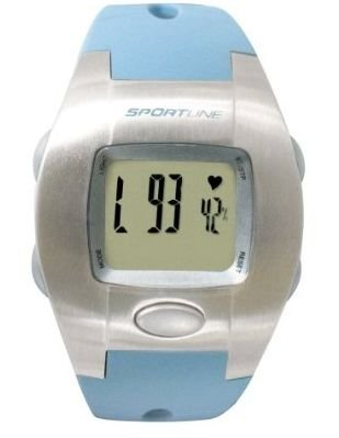 Cheap Sportline Solo Women's Heart Rate Moniter Watch (SOLO-925-WOMENS)