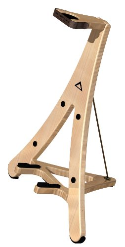 Ystemste Support Systems Axcel Wood Guitar Stand-Maple