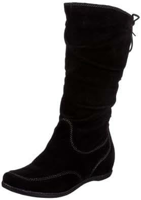 Tamaris TREND 1-1-25439-29, Damen Fashion Halbstiefel & Stiefeletten, Schwarz (BLACK 001), EU 38