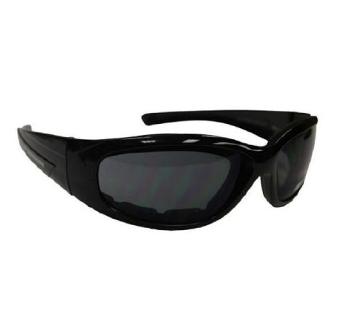 Harley-Davidson® Men's Logo Sunglasses. HDV 010 BLK-3