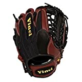 Vinci Pro AB-M 12 1/2 Inch Mesh Back Baseball Glove