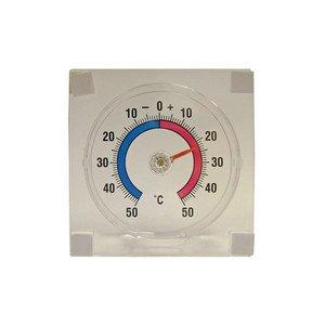 Faithfull THWINDOW Thermometer Stick On-Window