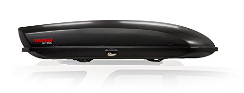Yakima Skybox 21 Carbonite Cargo Box (Yakima Roof Rack Snowboard compare prices)