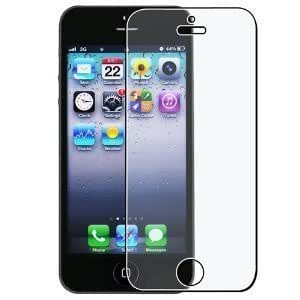 3 Films protection écran haute qualité transparent avec traitement anti rayure (iPhone 5/5S/5C Transparent x3)