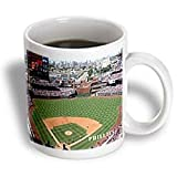 3dRose mug_100682_2 Citizen Bank Park Home of The Phillies Ceramic Mug, 15-Ounce at Amazon.com