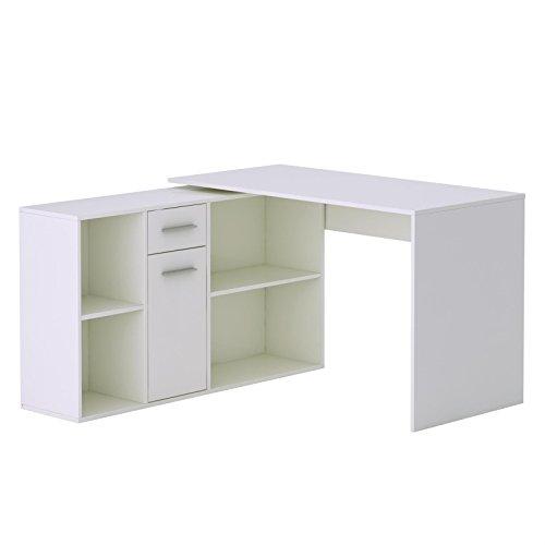 schreibtisch eck kombination com forafrica. Black Bedroom Furniture Sets. Home Design Ideas