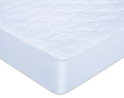Dreamaway Deluxe Waterproof And Stain Resistant Mattress Protector, Queen front-5550