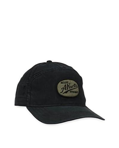 A. KURTZ Men's Warner Cap, Black