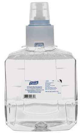 Gojo Industries Advanced Skin Nourishing Foam Hand Sanitizer, 1200mL Refill, Cranberry 1906-02 цены онлайн
