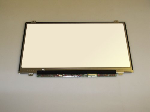 New 14.0 Slim Laptop LED LCD Divide with Glossy Finish and HD WXGA 1366 x 768 Purpose for Sony VAIO PCG-61317L (LED Version)