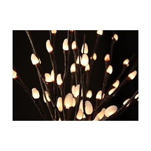 The Light Garden PWLW6040-B Battery Powered Pussy Willow Accent Light with 60 Lights at Sears.com