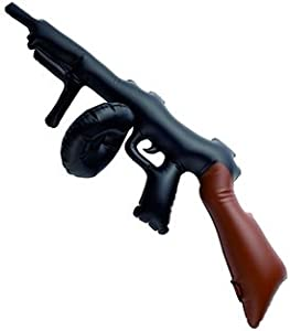 aufblasbares Maschinen Gewehr - 75 Cm bei aufblasbar.de
