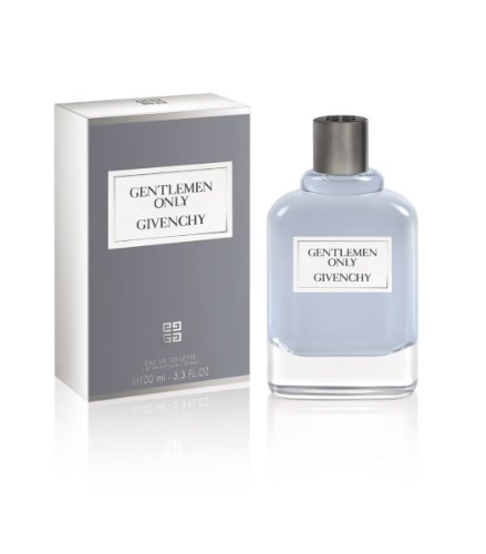 Givenchy Gentlemen only, Eau de toilette spray per uomo, 100 ml