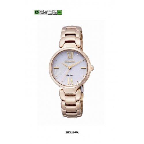 Citizen EM0022-57A - Orologio da polso da donna