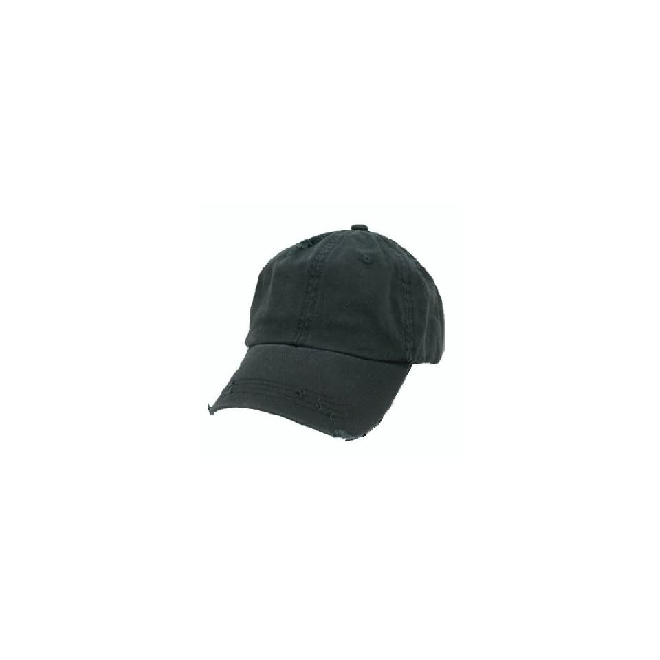 501e3c6a0a3 Khaki Tan Vintage Distressed Polo Style Unstructured Low Profile Baseball  Cap Hat