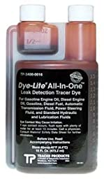 Spectronics Corp TP3400-0016 UV Oil Dye 16 oz Bulk