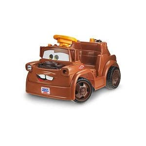 Power wheels fisher price ride on disney pixar cars 2 for Fisher price motorized cars