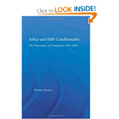 Africa and IMF Conditionality: The Unevenness of Compliance, 1983-2000 (African Studies)