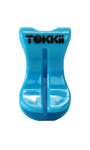 Tokkii Tamer Earphone Wire Management Clip & Organizer (Blue)