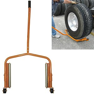 Heavy Duty Wheel Hand Truck (Tire Dolly compare prices)