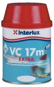 Interlux VC 17M Extra with Biolux Bottom Paint Kit - YBA407KIT - Red by Interlux