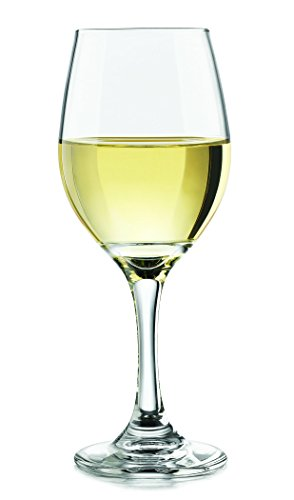 white wine glass shape
