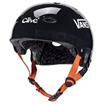 Protec B2 Lasek Helmet (Medium, Black)