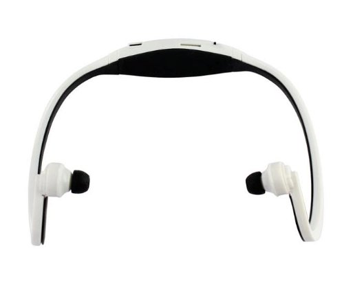 Best The Black Sport Wireless Earphones Headphones Music Mp3 Player Tf Card Fm Radio Headset