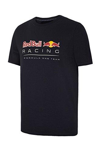 Red Bull Formula 1 Racing Team Blue Large Front logo Tee Shirt (Medium) (Williams Formula 1 compare prices)