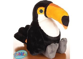 Webkinz Plush Stuffed Animal Toco Toucan