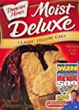 Duncan Hines Classic Yellow Layer Cake Mix 18.25 oz - 6 Unit Pack