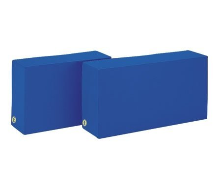 Wesco 137 48 In. L X 24 In. Height X 12 In. Thick Obstacle Wall front-549159