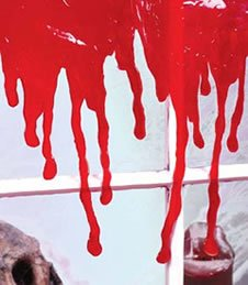 Drips of Blood - 1
