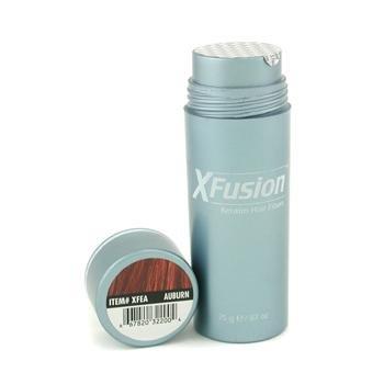 Keratin Hair Fibers - Auburn - XFusion - Hair Care - 25g/0.87oz