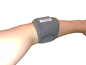 Actesso Tennis Elbow Brace: Designed to alleviate the symptoms of Tennis or Golfers Elbow