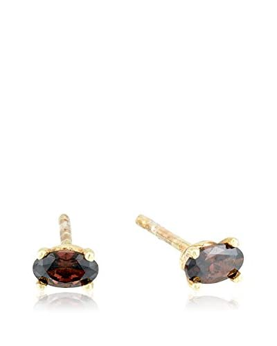 Cordoba Jewels Pendientes vergoldetes Silber 925 / Dorado