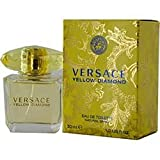 Versace Yellow Diamond By Versace Eau De Toilette Spray 1 Oz Women (Tamaño: 1 Fl. Oz)
