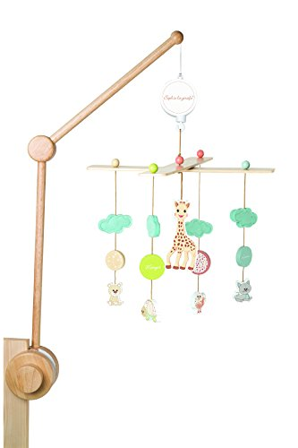 Sophie the Giraffe Musical Crib Mobile