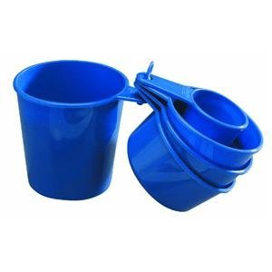 Arrow Plastic 00034 5-piece Measuring Cup Set