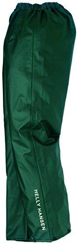 Helly Hansen Workwear, Pantaloni da lavoro, 100% impermeabili, Verde (grün), 4xl