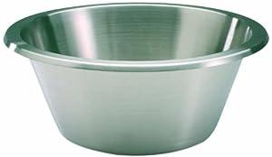 Matfer Bourgeat 702622 Flat Bottom Mixing Bowl by Matfer Bourgeat