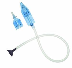 Beaba Minidoo - Aspirador nasal manual para bebés marca Beaba