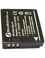Batterie pour PENTAX MX-1, 3.7V, 1100mAh, Li-ion
