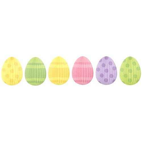 Mini-Egg Shaped Hanging Decorations - 1